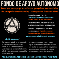 FONDO DE APOYO AUTÓNOMO
